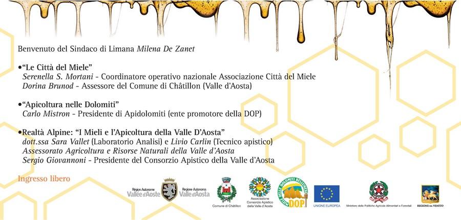 Convegno di Apicoltura 2014 - Programma