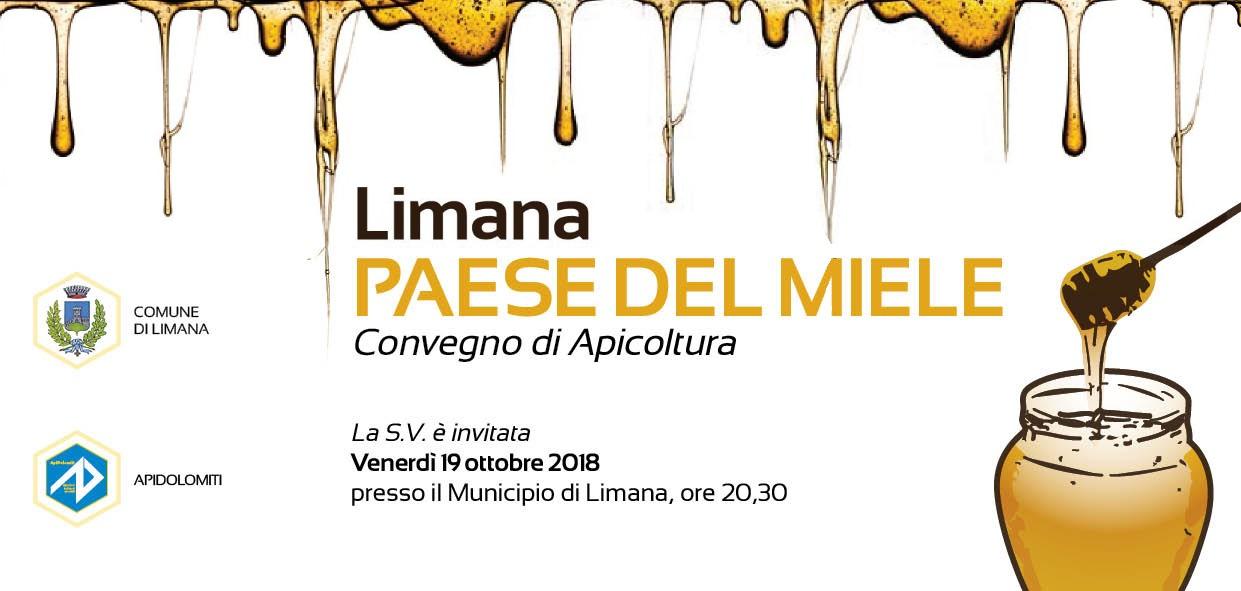 Convegno Apicoltura Limana 2018